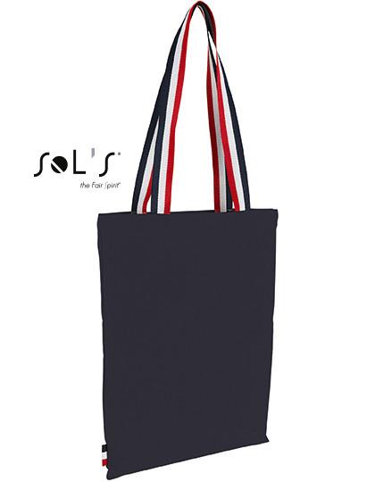 LB02119 SOL´S Bags Shopping Bag Etoile