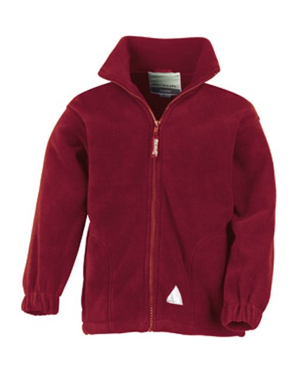 RT36Y Result Youth Active Fleece Jacket