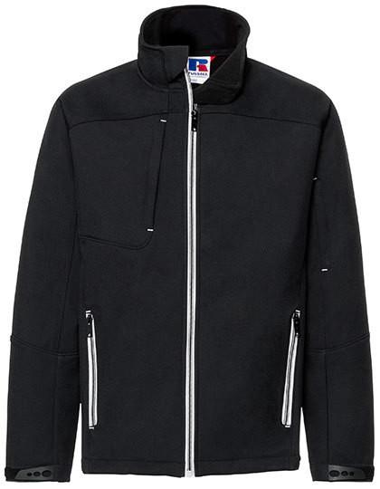 Z410M Russell Mens Bionic Softshell Jacket