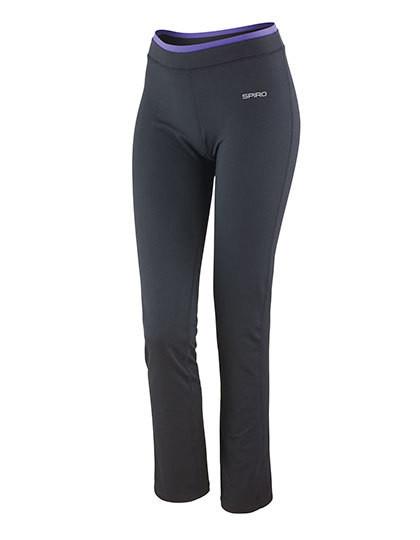 RT275F SPIRO Womens Fitness Trousers