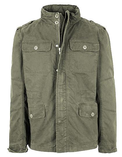 BYB3116 Build Your Brandit Britannia Jacket