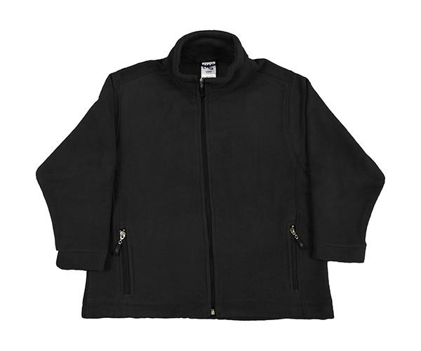 SG Kids` Full Zip Fleece