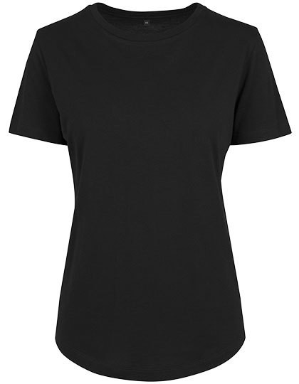 BY057 Build Your Brand Ladies Fit Tee