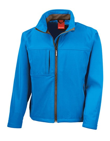 RT121 Result Classic Soft Shell Jacket