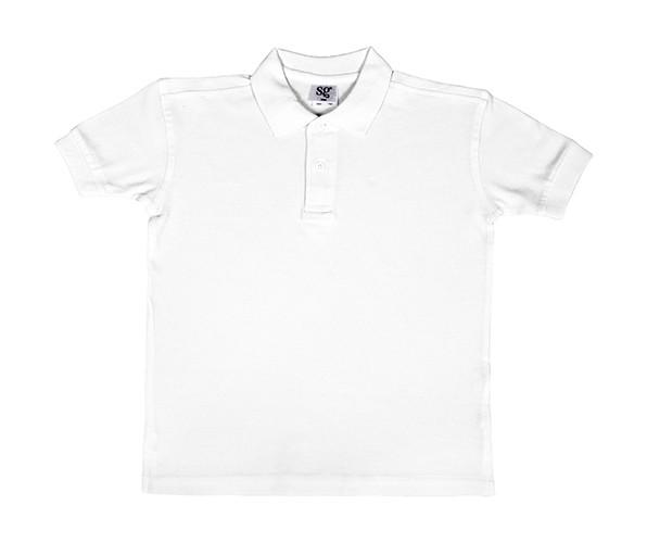 SG Kids` Cotton Polo