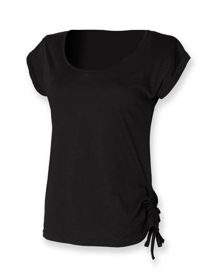 SF213 SF Women Ladies Slounge T Shirt Top