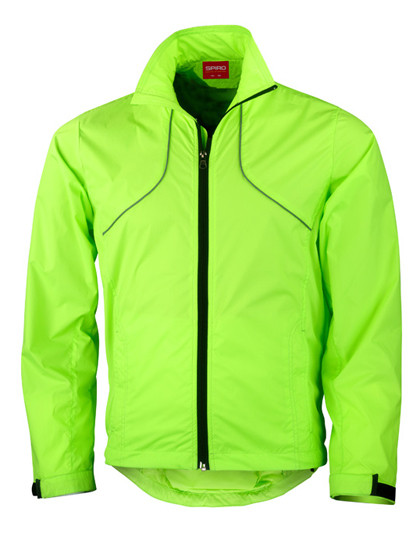 RT185X SPIRO Crosslite Trail & Track Jacket