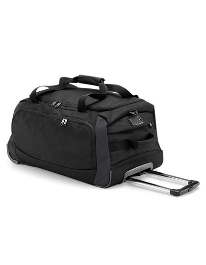 QD970 Quadra Tungsten™ Wheelie Travel Bag