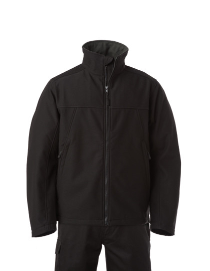 Z018 Russell Workwear Soft Shell Jacket