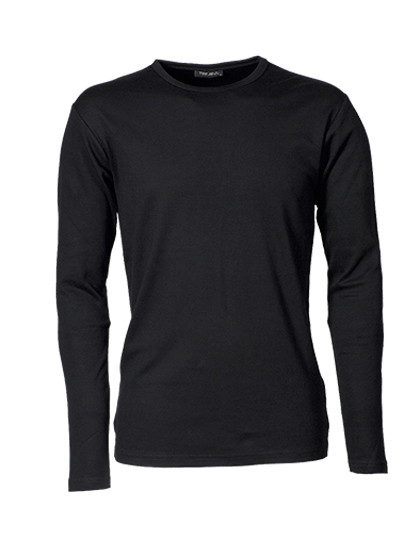 TJ530 Tee Jays Mens Longsleeve Interlock T-Shirt