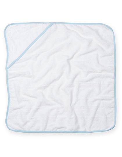 TC36 Towel City Babies Hooded Towel