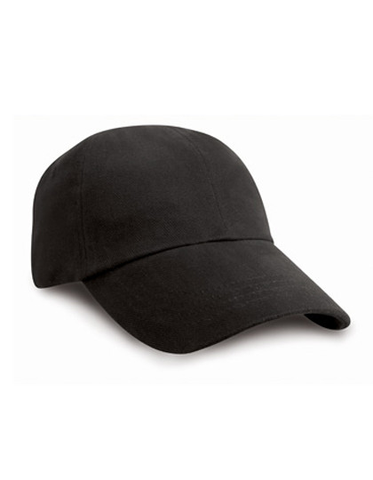 RH24 Result Headwear Low Profile Heavy Brushed Cotton Cap