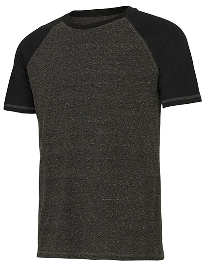 ALM1101 All Sport Men´s Performance Triblend Short Sleeve Tee