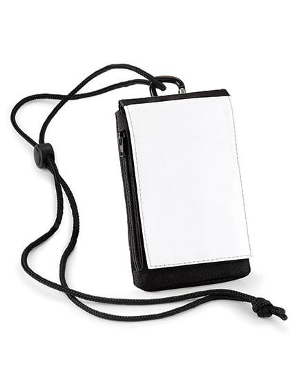 BG949 BagBase Sublimation Phone Pouch XL