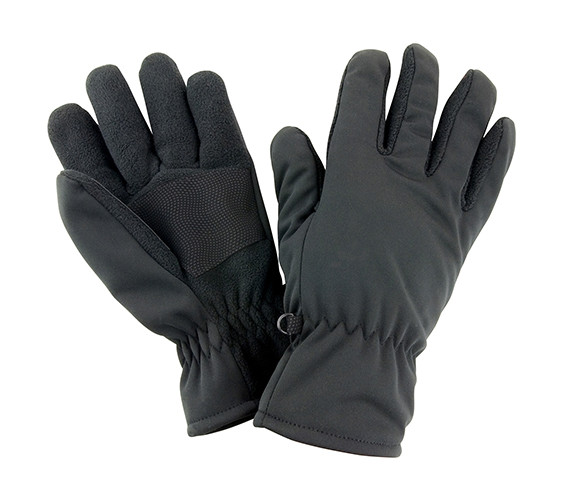 RC364 Result Winter Essentials Softshell Thermal Glove