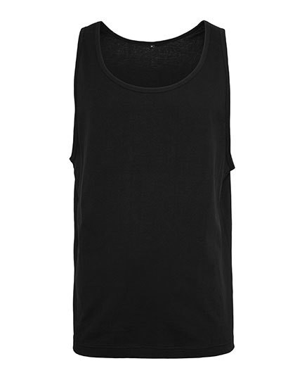 BY003 Build Your Brand Jersey Big Tank