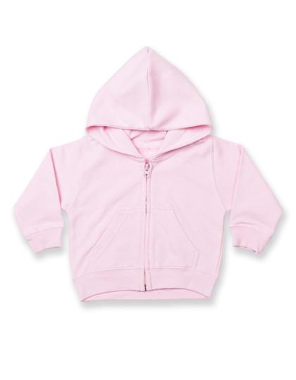 LW005 Larkwood Zip Through Hooded Sweatshirt