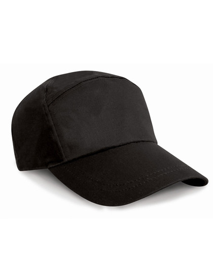 RH02 Result Headwear 7-Panel Advertising Cap