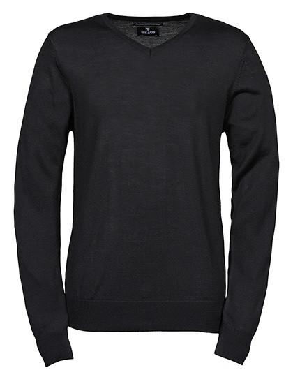 TJ6001 Tee Jays Mens V-Neck Sweater