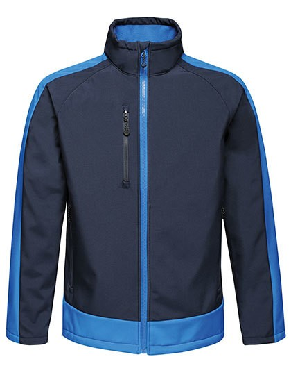 RG618 Regatta Contrast Printable 3 Layer Membrane Softshell Jacket