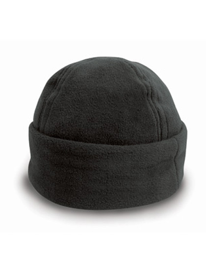 RT141 Result Winter Essentials Fleece Ski Bob Hat