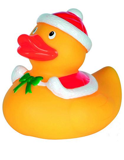 MBW31015 mbw Quietsche-Ente Weihnachten