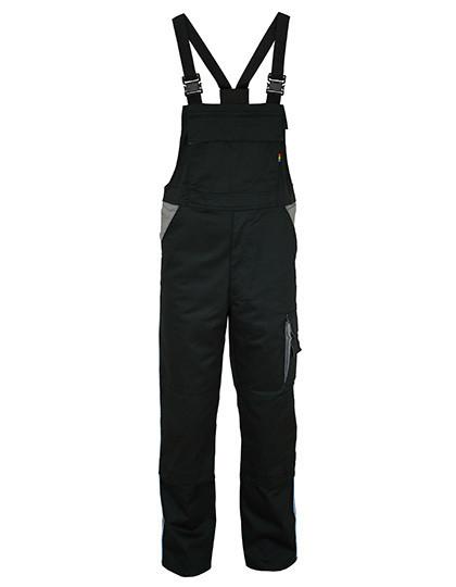 CR483 Carson Contrast Bib Pants