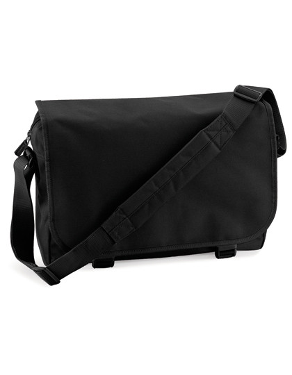 BG21 BagBase Messenger Bag