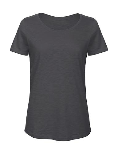 BCTW047 B&C Slub T-Shirt /Women
