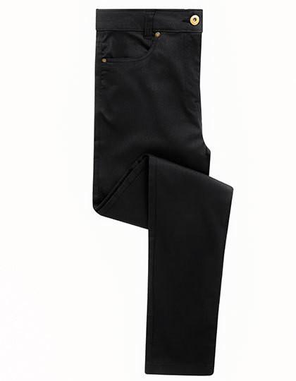 PW570 Premier Workwear Ladies` Performance Chino Jeans