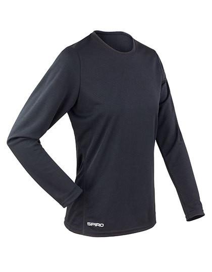 RT254F SPIRO Ladies Quick Dry Shirt