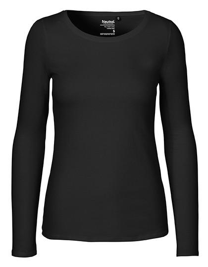 NE81050 Neutral Ladies Long Sleeve T-Shirt