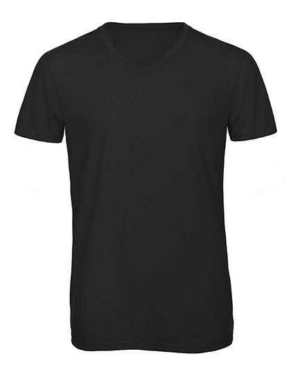 BCTM057 B&C V-Neck Triblend T-Shirt /Men