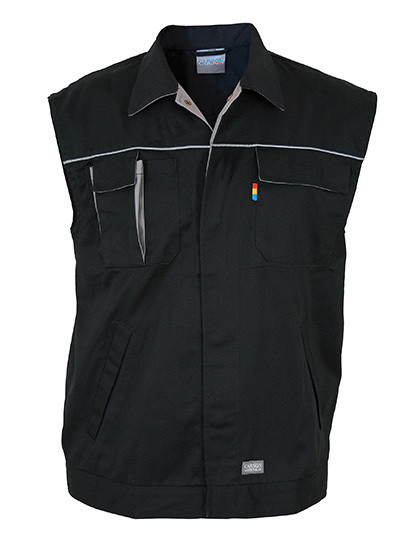 CR750 Carson Contrast Work Vest