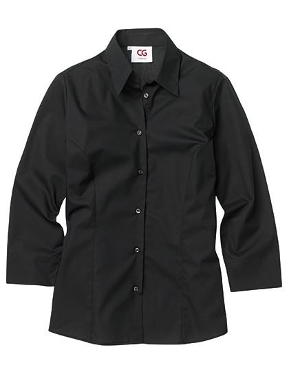 CGW600 CG Workwear Bluse Troina Lady