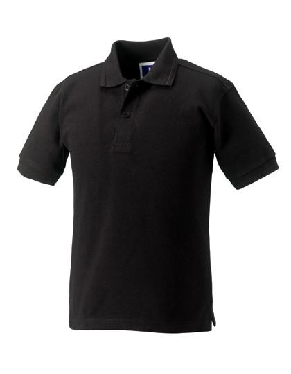 Z599K Russell Kids Poloshirt