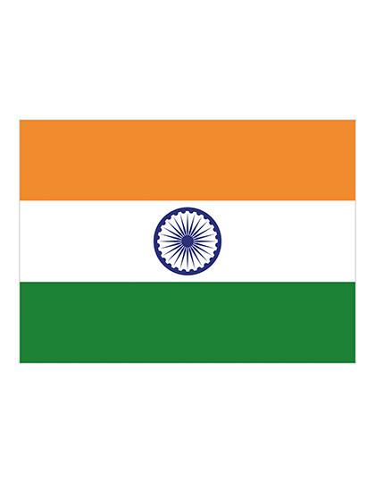 FLAGIN Fahne Indien