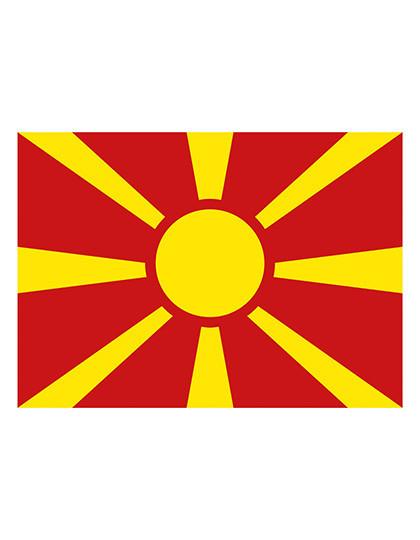 FLAGMK Fahne Mazedonien
