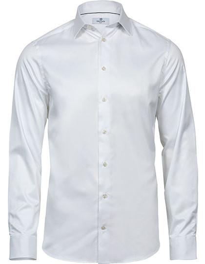 TJ4021 Tee Jays Luxury Shirt Slim Fit