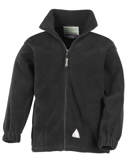 RT36J Result Junior Active Fleece Jacket