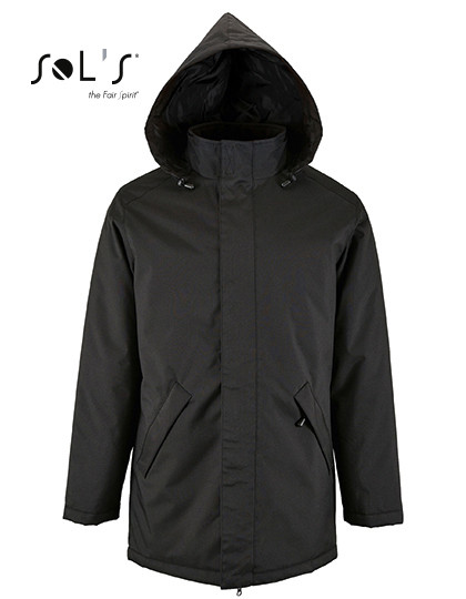 L02109 SOL´S Unisex Jacket With Padded Lining Robyn