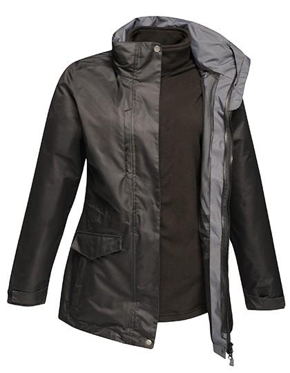 RG148 Regatta Women´s Benson III Breathable 3 in 1 Jacket