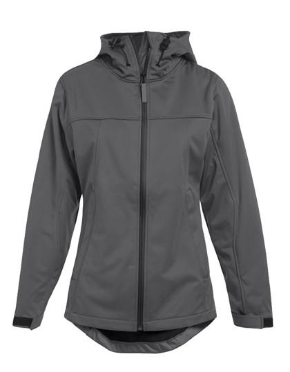 E7811 Promodoro Women´s Hoody Softshell Jacket