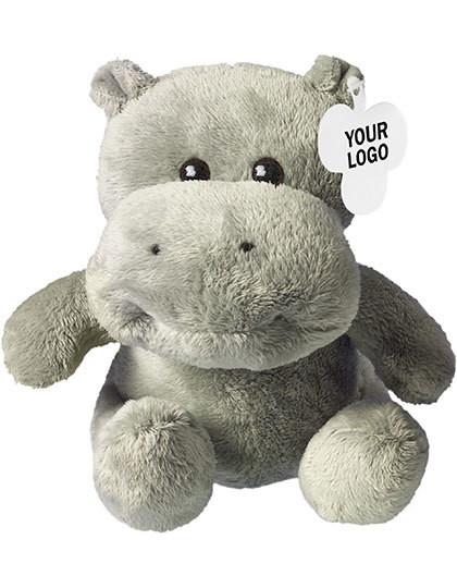 NT8084 Plüsch-Nilpferd Hippo