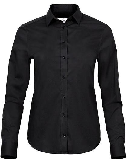 TJ4025 Tee Jays Ladies Stretch Luxury Shirt