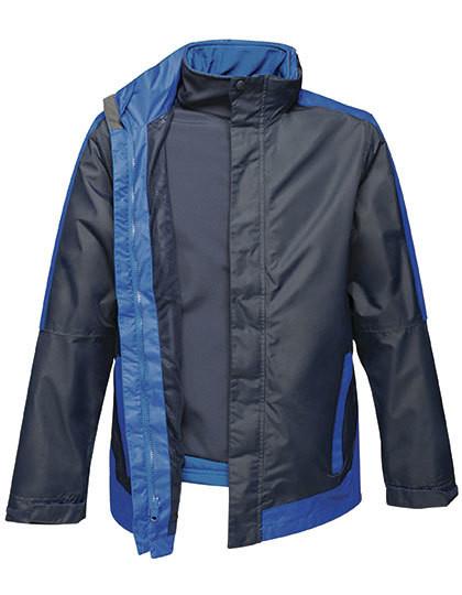 RG151 Regatta Men´s Contrast Softshell Jacket 3in1