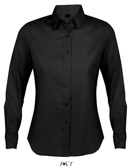 L603 SOL´S Long Sleeve Shirt Business Women