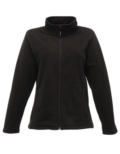 RG565 Regatta Women´s Micro Full Zip Fleece