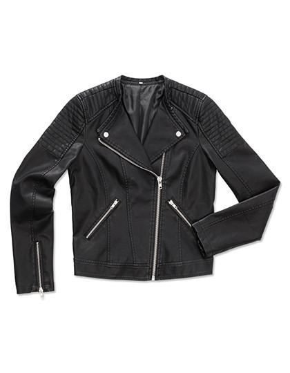 S5350 Stedman® Active Biker Jacket for women