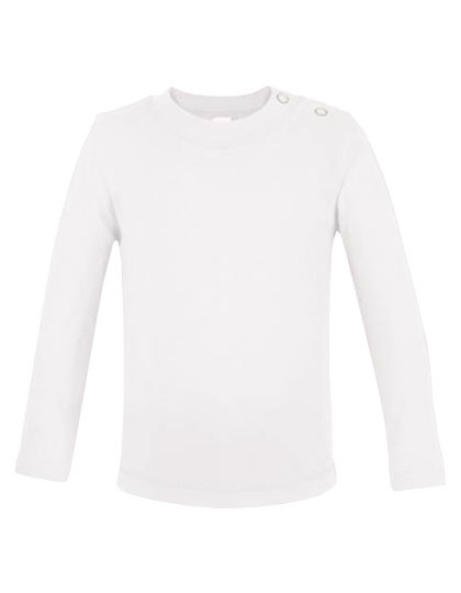 X806 Link Sublime Long Sleeve Baby T-Shirt Polyester